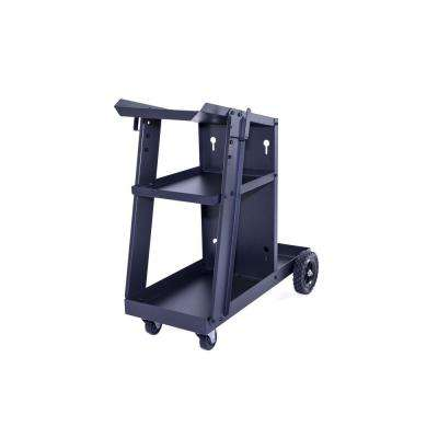 3 Tier Steel Welding Cart