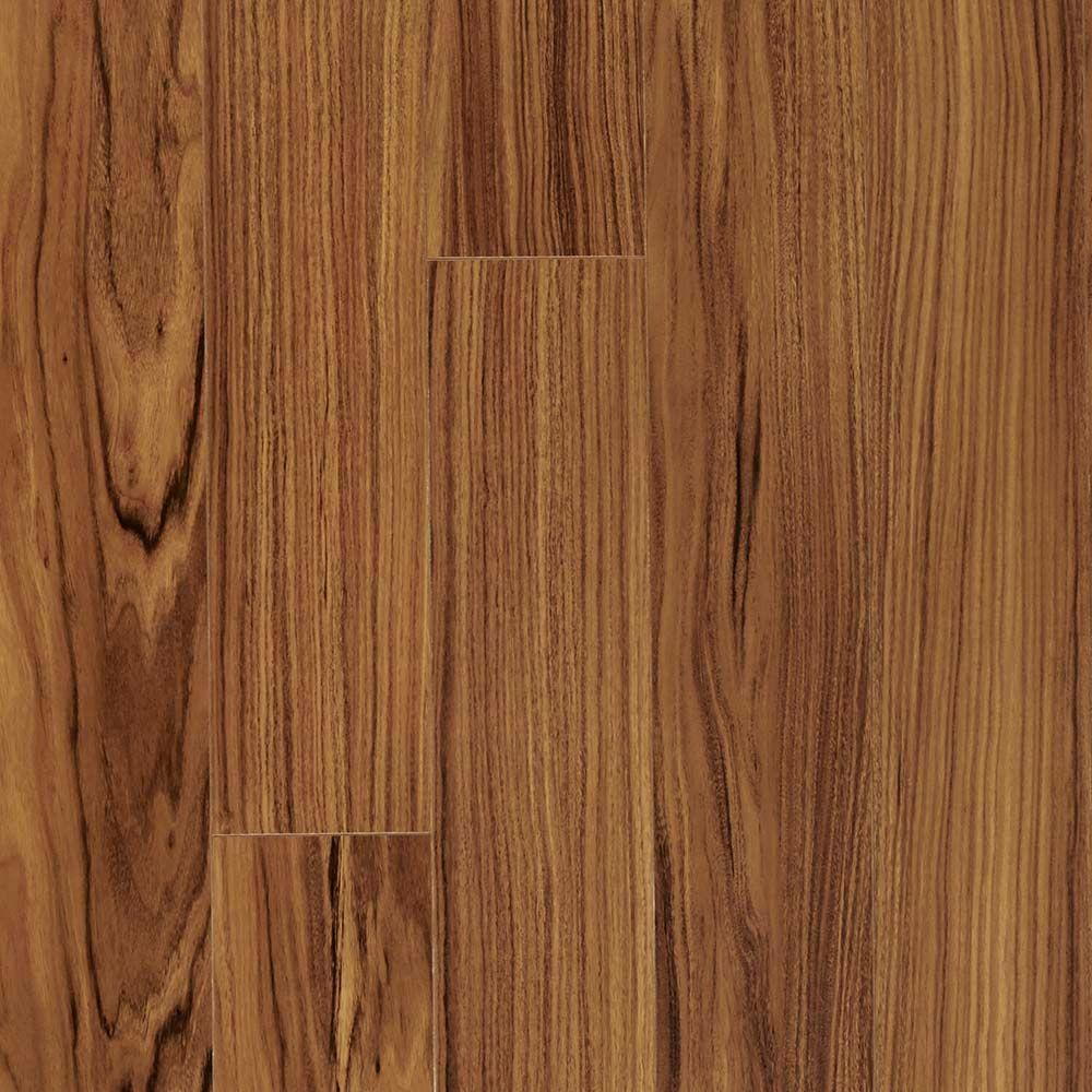 Wood Laminate Flooring Lifting: Pergo XP Golden Tigerwood 10 Mm Thick X 5-1/4 In. Wide X