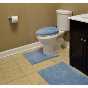 Cool Garland Rug Sheridan Basin Blue 21 In X 34 In Striped Gamerscity Chair Design For Home Gamerscityorg