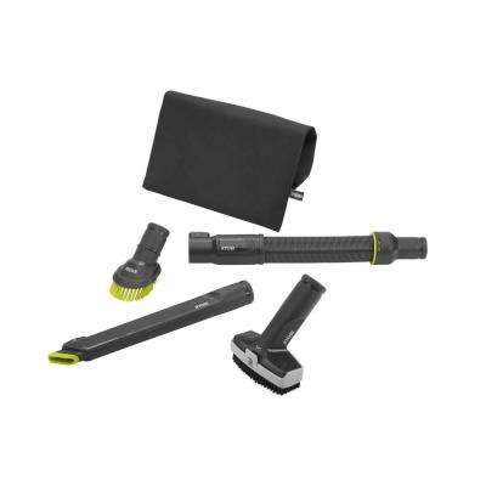 4-Piece Vacuum Accessory Kit for RYOBI 18-Volt ONE+ Stick Vacuum Cleaner P718