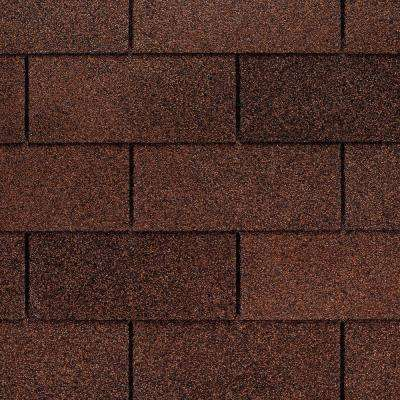 Marquis WeatherMax Autumn Brown 3-Tab Shingles (33.3 sq. ft. per Bundle)