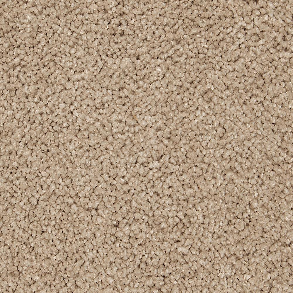 LifeProof Castle II - Color Camelot Textured 12 ft  Carpet
