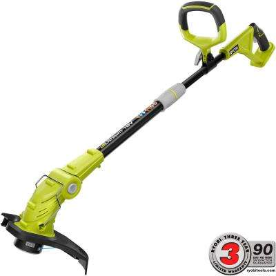 ONE+ 18-Volt Cordless String Trimmer/Edger - Battery and Charger Not Included