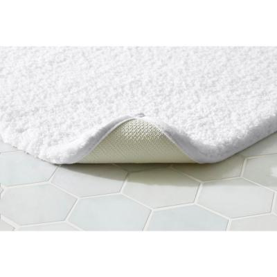Microplush Non-Skid Bath Rug