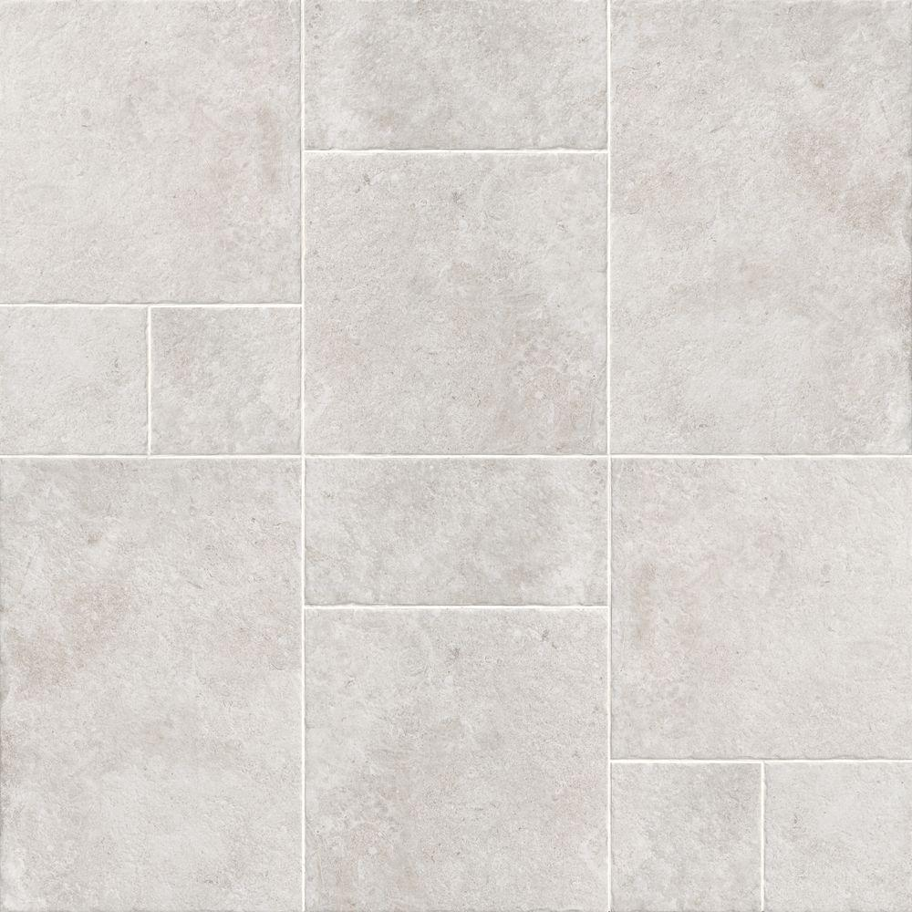 This Review Is From Villa Grigio Versailles Pattern Glazed Porcelain Floor And Wall Tile 1 Kit 9 36 Sq Ft Case