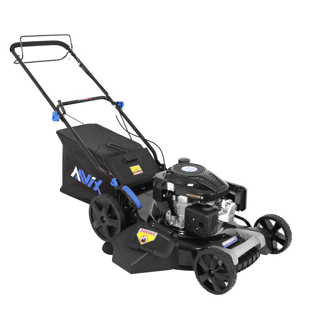 21 in. 159cc Variable Speed Gas Walk Behind Self Propelled Lawn
