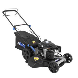 Click here to buy Aavix 21 inch 159cc Variable Speed Gas Self Propelled Lawn Mower by Aavix.