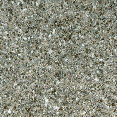 4 in. Solid Surface Technology Vanity Top Sample in Cobblestone