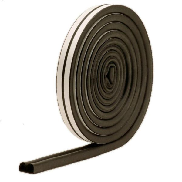 5/16 in. x 17 ft. All Climate Auto and Marine D-Profile Weatherstrip