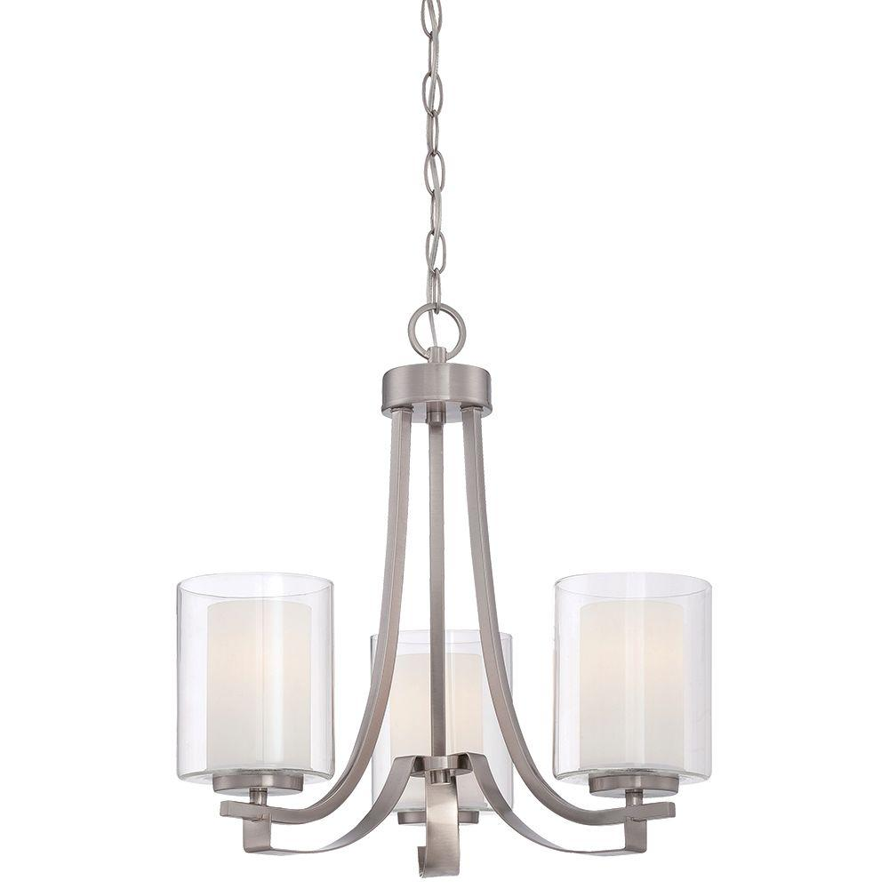 Minka lavery parsons studio 3 light brushed nickel mini chandelier minka lavery parsons studio 3 light brushed nickel mini chandelier arubaitofo Image collections