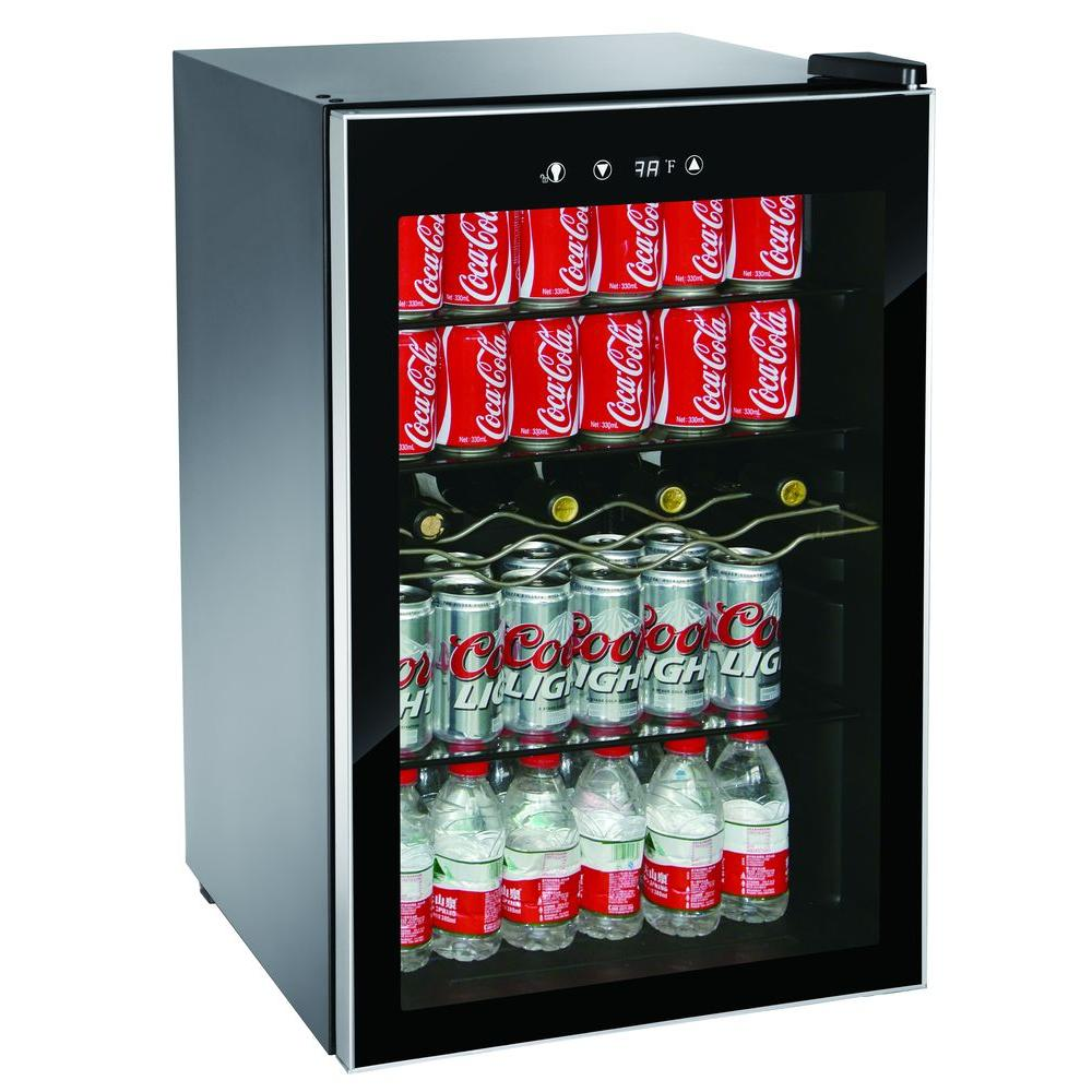 Mini Bar Refrigerator Glass Door Refrigerators Compare Prices At