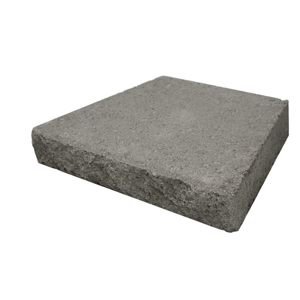 Pavestone Rockwall 2 In X 4 25 In X 9 In Yukon Concrete