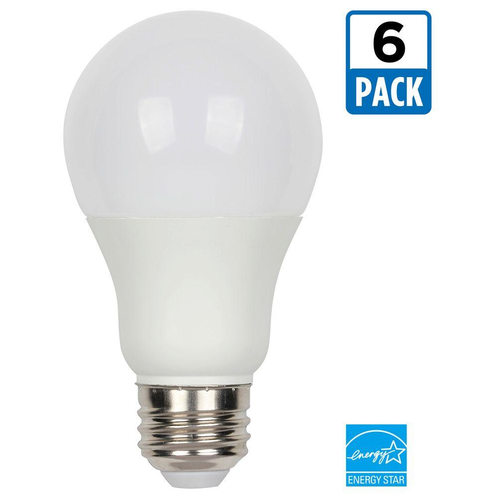 Westinghouse 40w Equivalent Warm White 3 000k A19 Medium Base Dimmable Led Energy Star Light