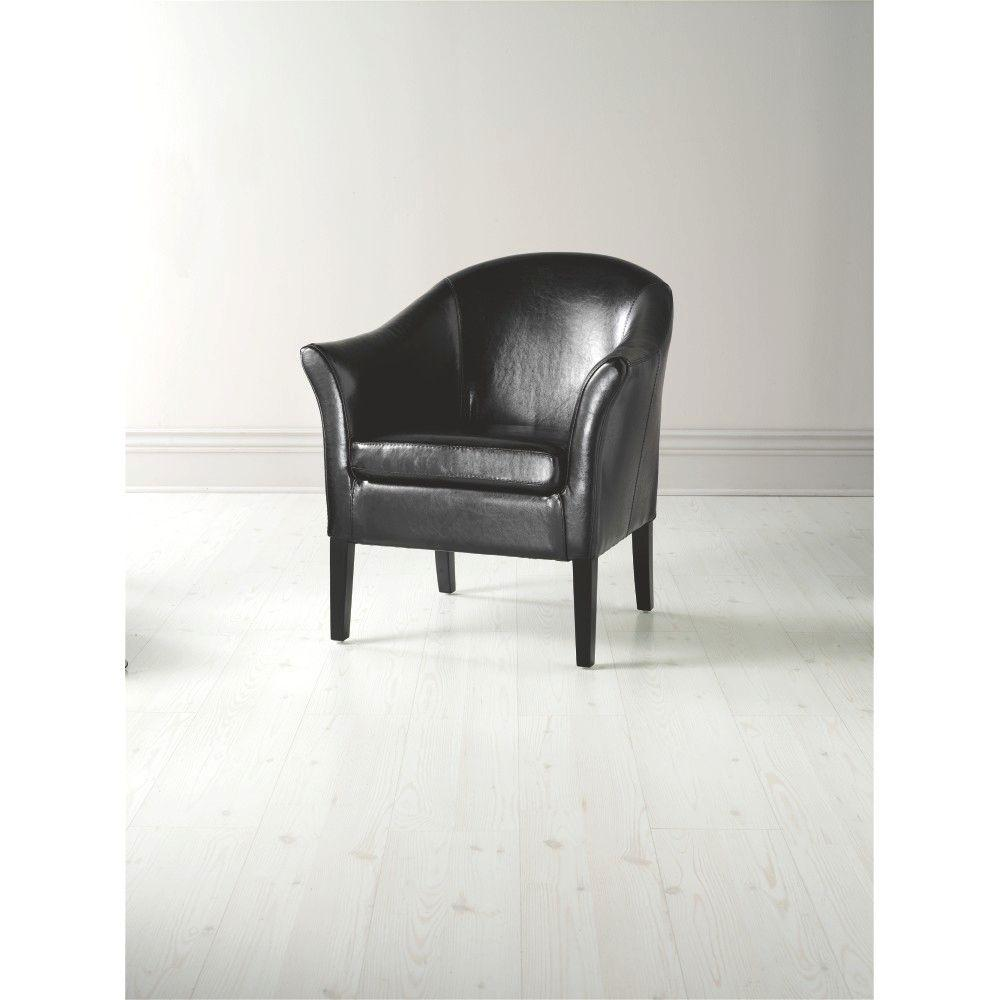home decorators collection brexley leather club chair home decorators collection monte carlo black recycled 13631