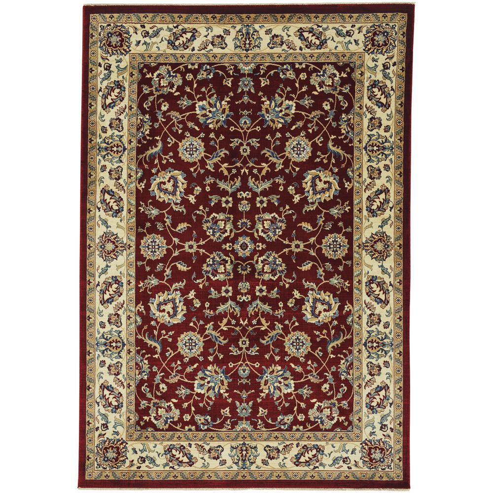 Anatolia-Keshan Ruby 3 ft. x 5 ft. Area Rug