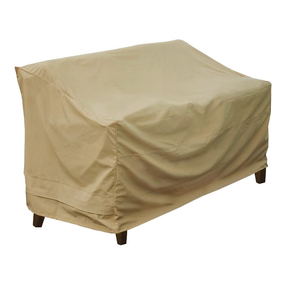 Seasons Sentry Love Seat Bench Cover