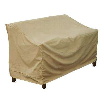 Love Seat Bench Cover