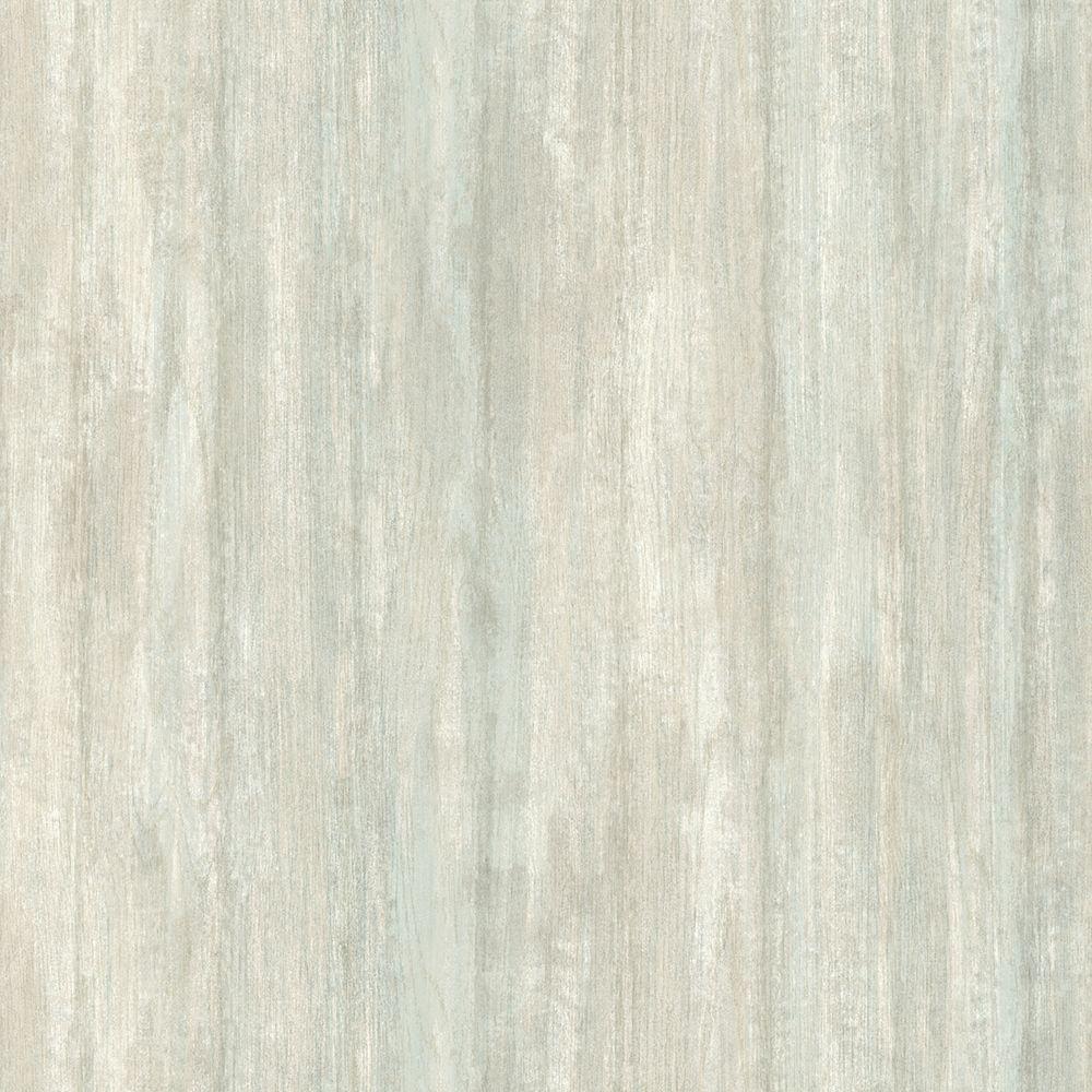 Chesapeake Chatham Grey Driftwood Panel Wallpaper