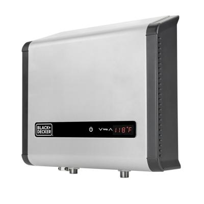18 kW 3.73 GPM Residential Electric Tankless Water Heater Ideal for 1 Bedroom Home, Up to 3 Simultaneous Applications