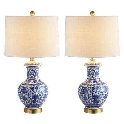 Jonathan Y Table Lamps Lamps The Home Depot