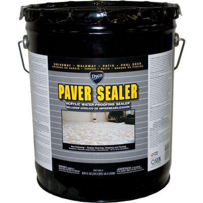 Paver Sealer 5 gal. 7200 Clear Gloss Exterior Solvent Acrylic Sealer