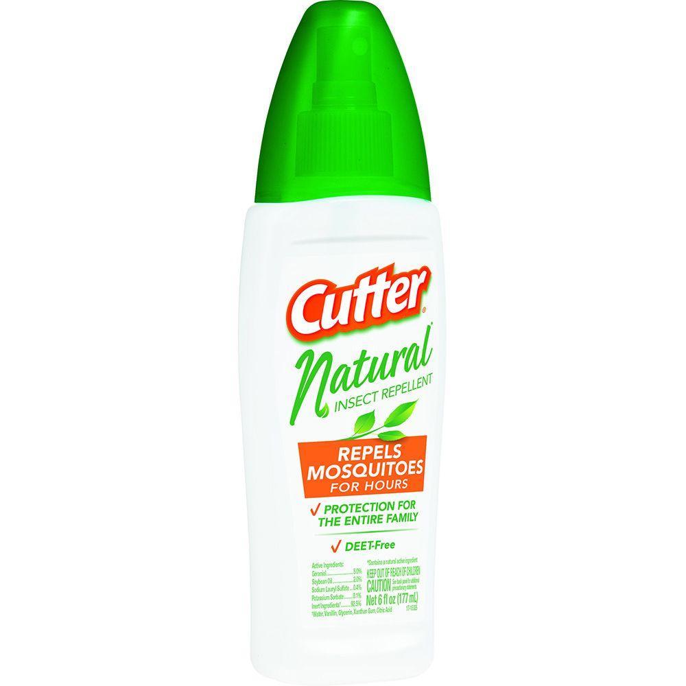 6 oz. Natural Insect Repellent Pump