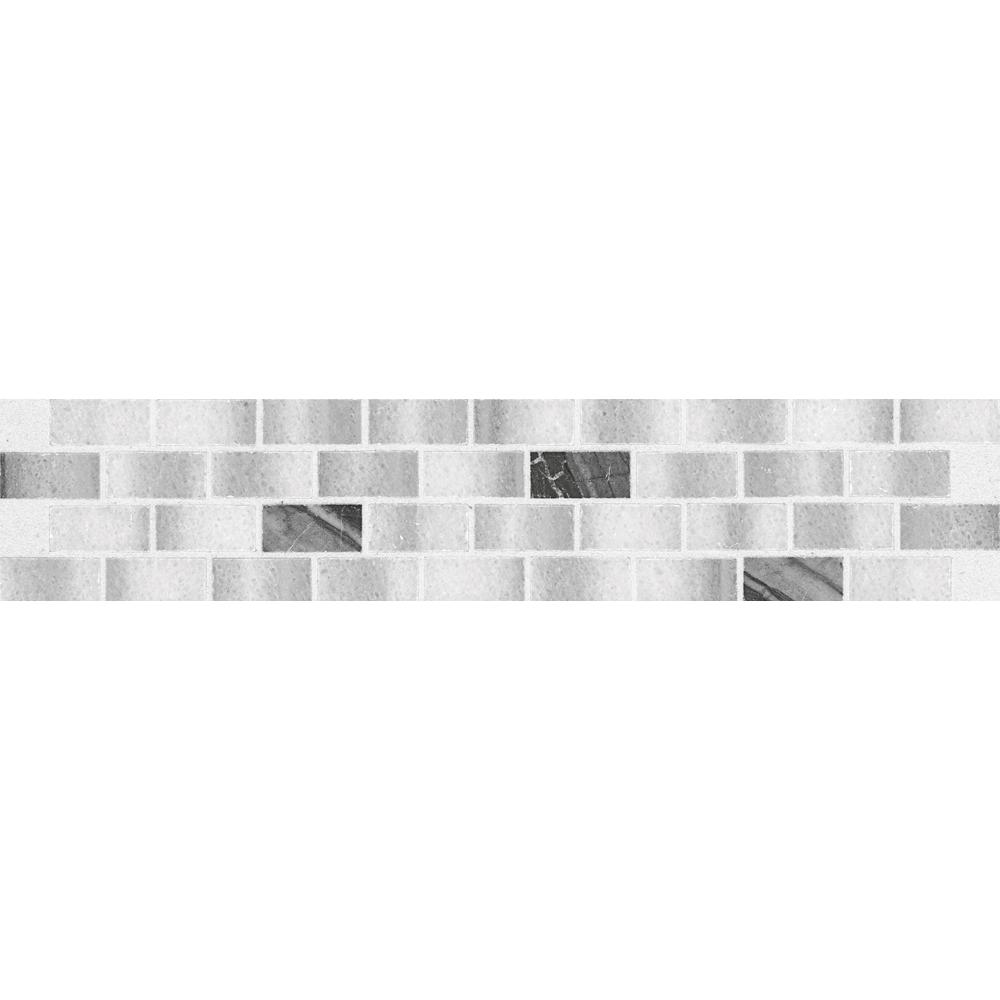 Decorative ceramic tile accents