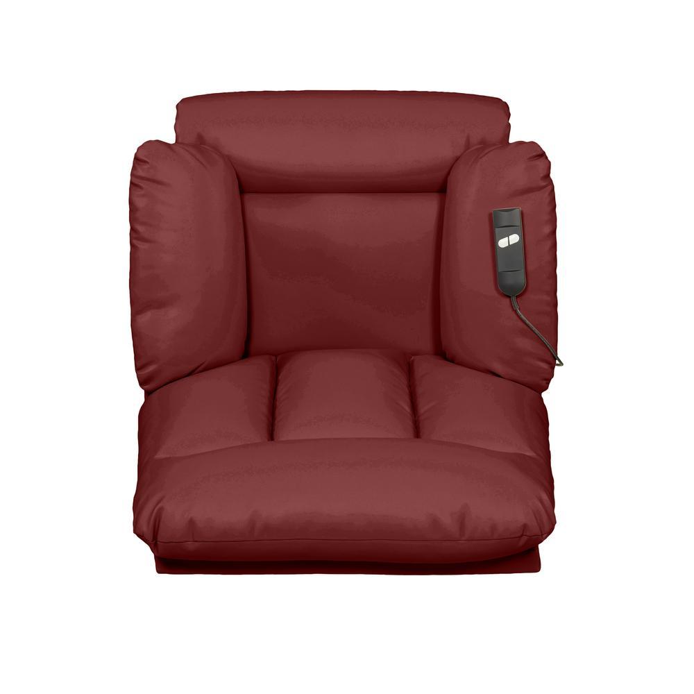 Enjoyable Prolounger Burgundy Red Wall Hugger Power Lift Reclining Forskolin Free Trial Chair Design Images Forskolin Free Trialorg