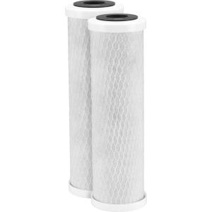instruction 2x Genuine GE FX12P replacement filters for GE GXRM10RBL RO systems includes retail boxes certificate 2 boxes or 4 filters also for GE PNRV12 GXRV10 Double-up silicon O-ring lubricant