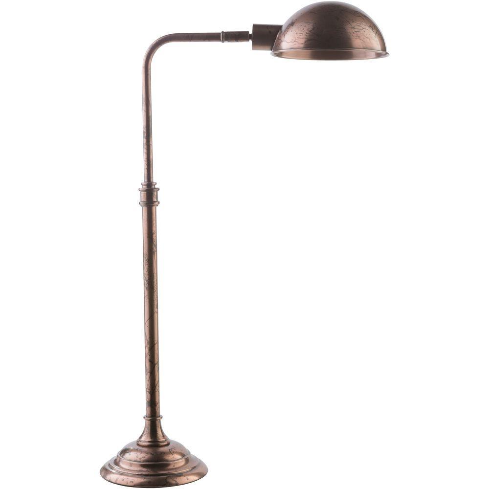 Colmar 31.75 in. Copper Indoor Table Lamp