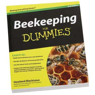 Beekeeping for Dummies Book