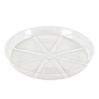 8 in. Plastic Plant Saucer