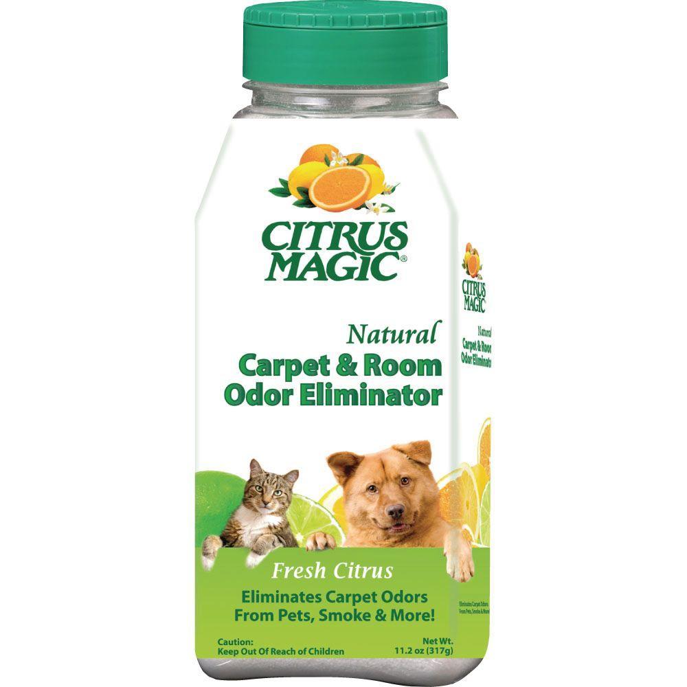 11.2 oz. Fresh Citrus Pet Carpet Cleaner and Room Deodorizing Powder (3-Pack)
