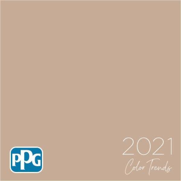 PPG UltraLast 1 gal. #PPG1079-4 Transcend Eggshell Interior Paint and Primer