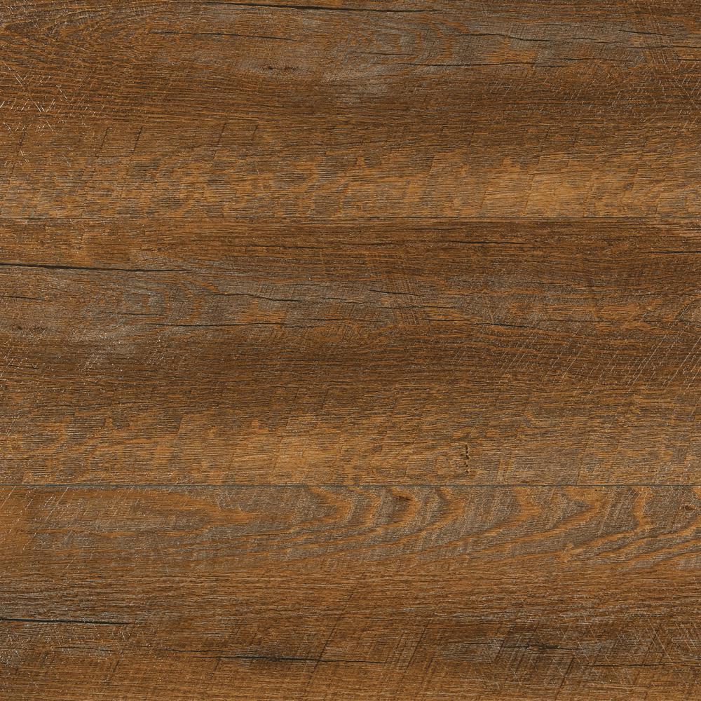 Sawcut Classic 7.5 In. X 47.6 In. Luxury Vinyl Plank Flooring (24.74 Sq. Home  Decorators Collection ...