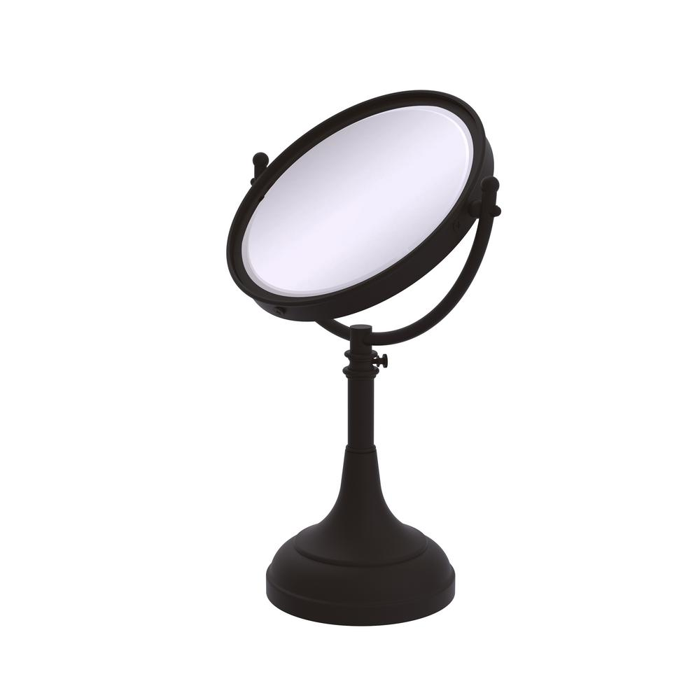 Allied Br Height Adjule 8 In Vanity Top Make Up Mirror 3x Magnification