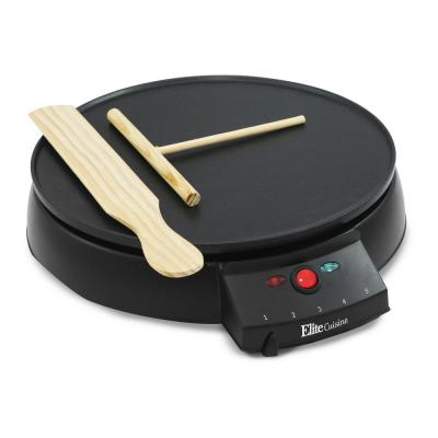 12 in. Non-Stick Crepe Maker Griddle