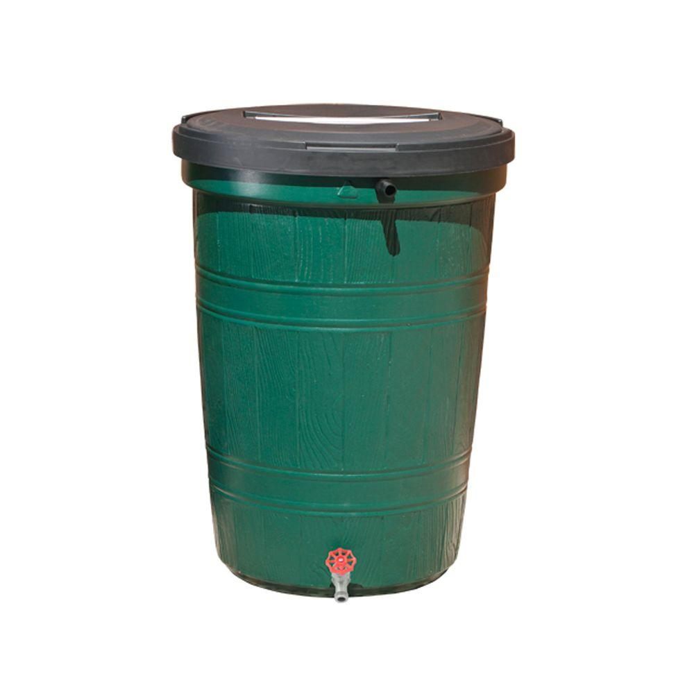 RTS Home Accents 53 Gal. Rain Collector