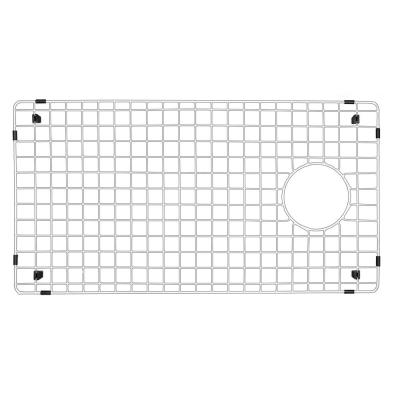 27 in. x 14-1/4 in. Stainless Steel Bottom Grid