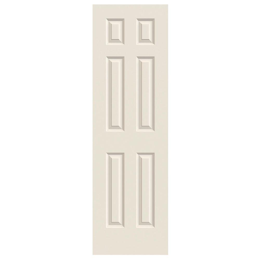 Jeld wen 24 in x 78 in santa fe primed smooth molded composite colonist primed smooth solid core molded planetlyrics Images
