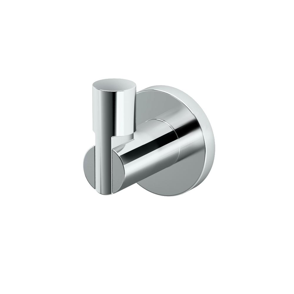 Gatco Channel Single Robe Hook in Chrome