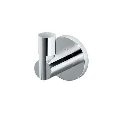 Channel Single Robe Hook in Chrome