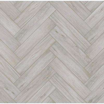 Chalet Greige 8 in. x 36 in. Porcelain Floor and Wall Tile (367.2 sq. ft./Pallet)