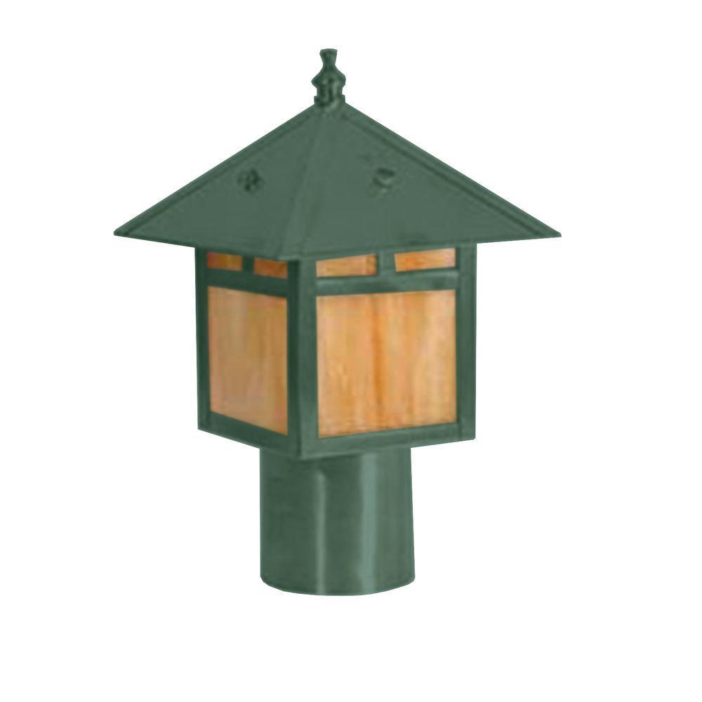Filament Design Centennial Outdoor LED Hunter Textured Area Light
