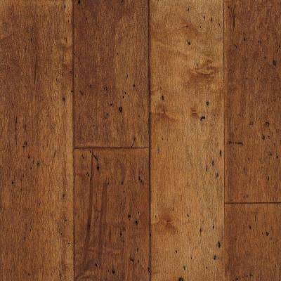 Take Home Sample - Cliffton Grand Canyon Maple Engineered Hardwood Flooring - 5 in. x 7 in.