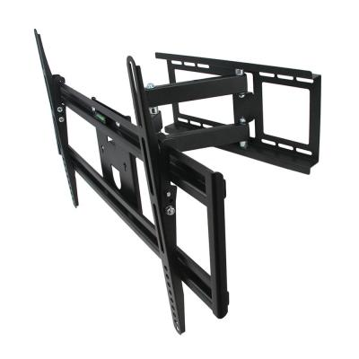 32 in. to 70 in. Full Motion Television Wall Mount in Black