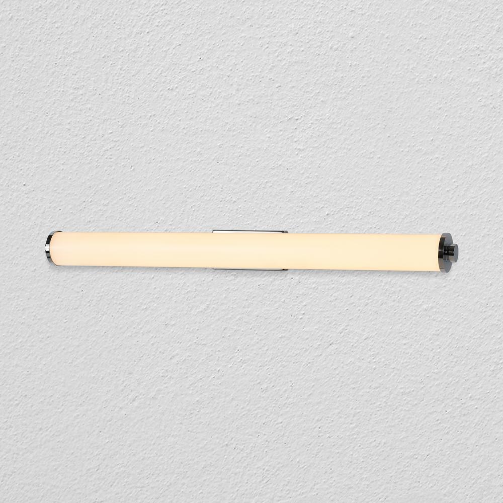 Procyon 25 in. Chrome LED Vanity Light Bar