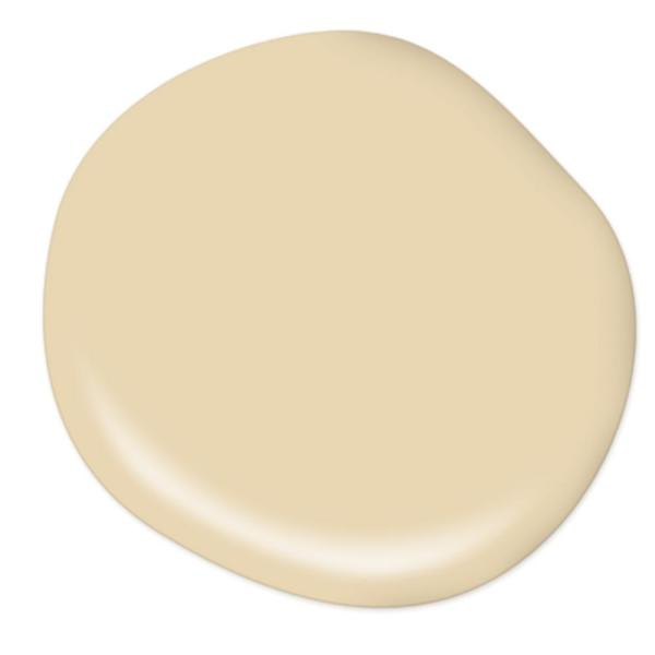 Reviews For Behr Premium Plus 1 Gal Icc 93 Champagne Gold Flat Low Odor Interior Paint And Primer In One 105001 The Home Depot