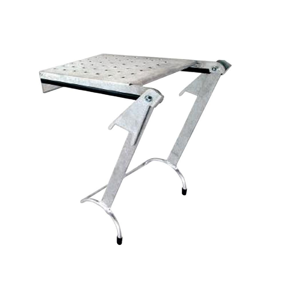 Little Giant Ladder Systems Aluminum Work Platform 10104