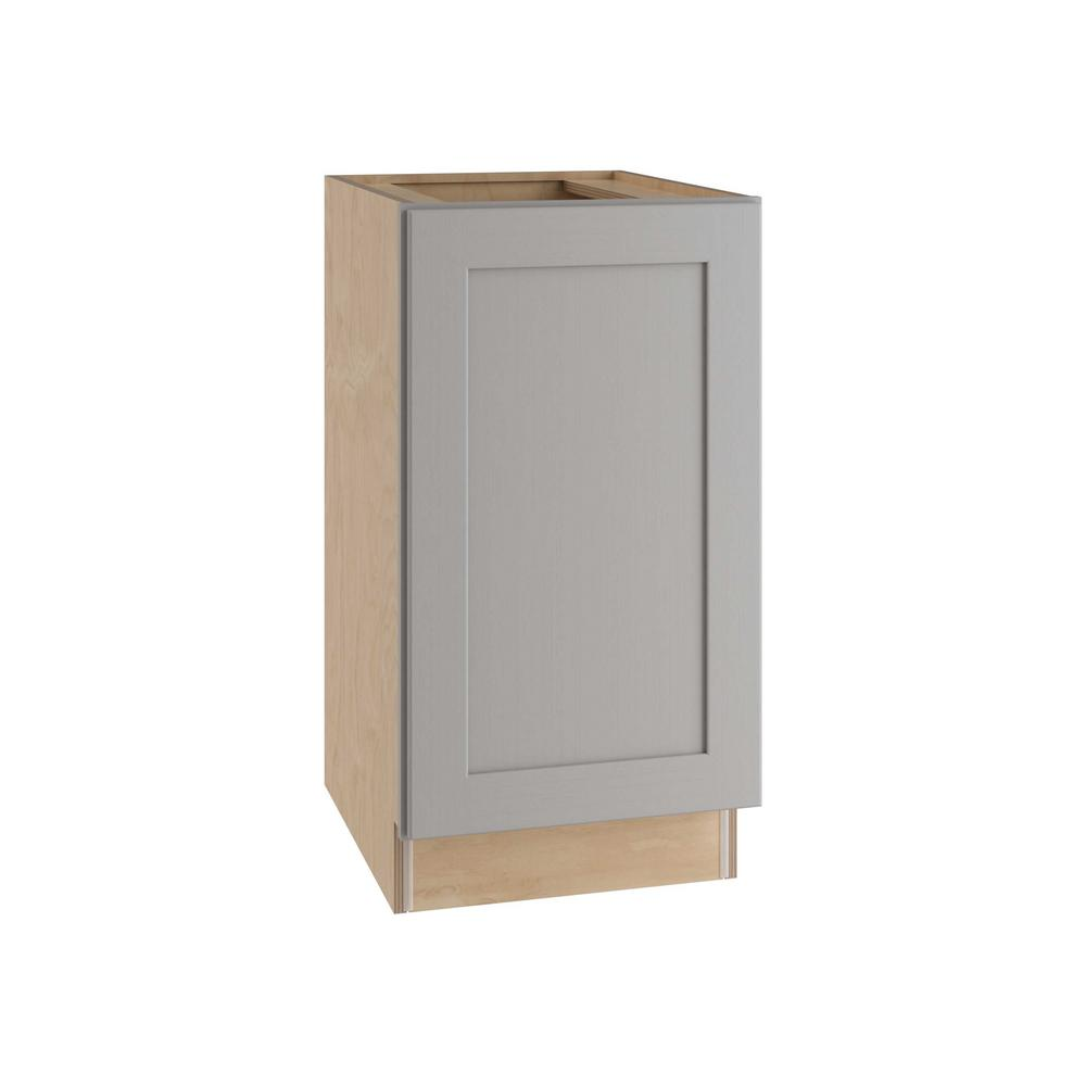 Home Decorators Collection Tremont Assembled 15 In X 34 5 In X 24 In Base Cabinet With 1